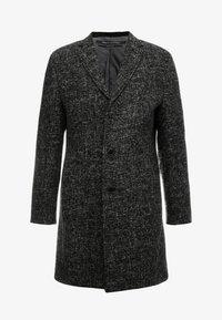 Marc O'Polo - COAT REGULAR FIT LONG SLEEVE - Zimní kabát - dark grey melange - 6