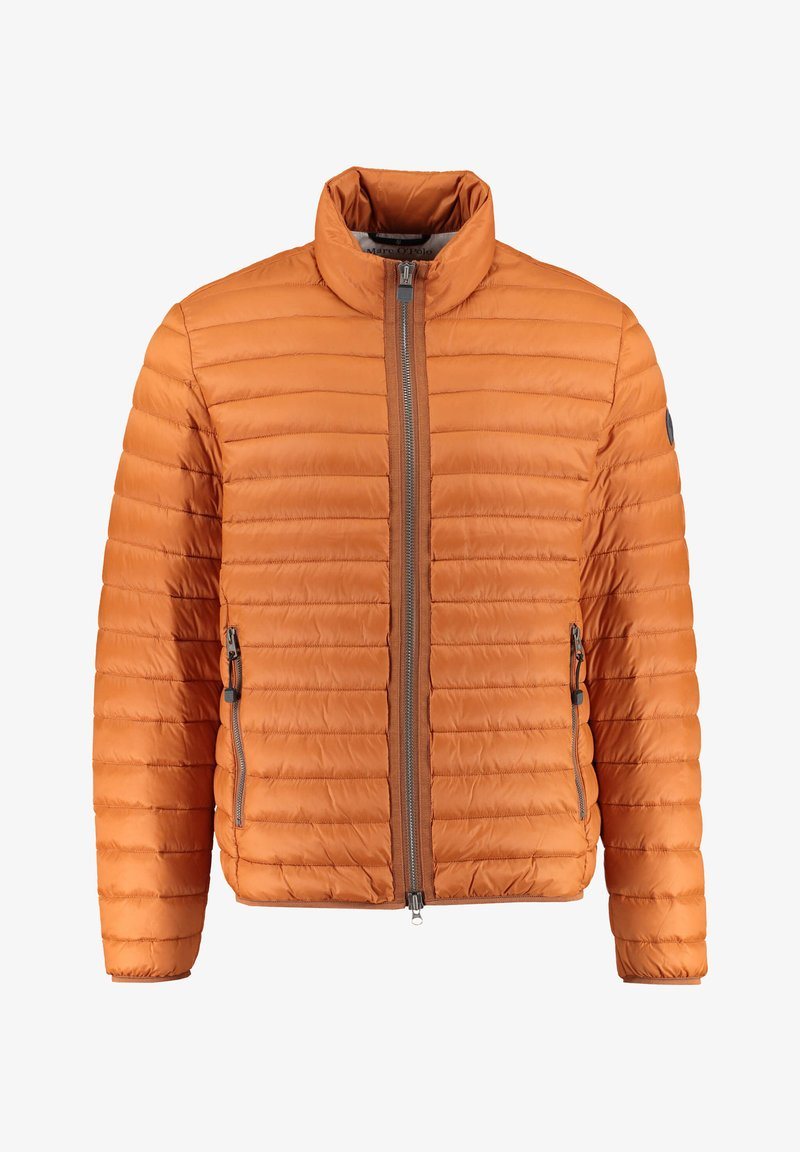 Marc O'Polo - REGULAR FIT - Light jacket - orange