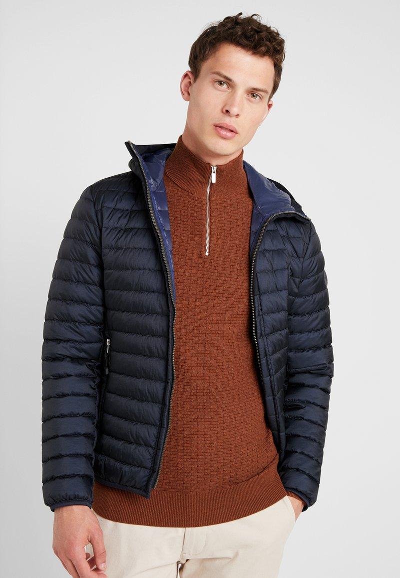 Marc O'Polo - REGULAR FIT - Lett jakke - dark blue