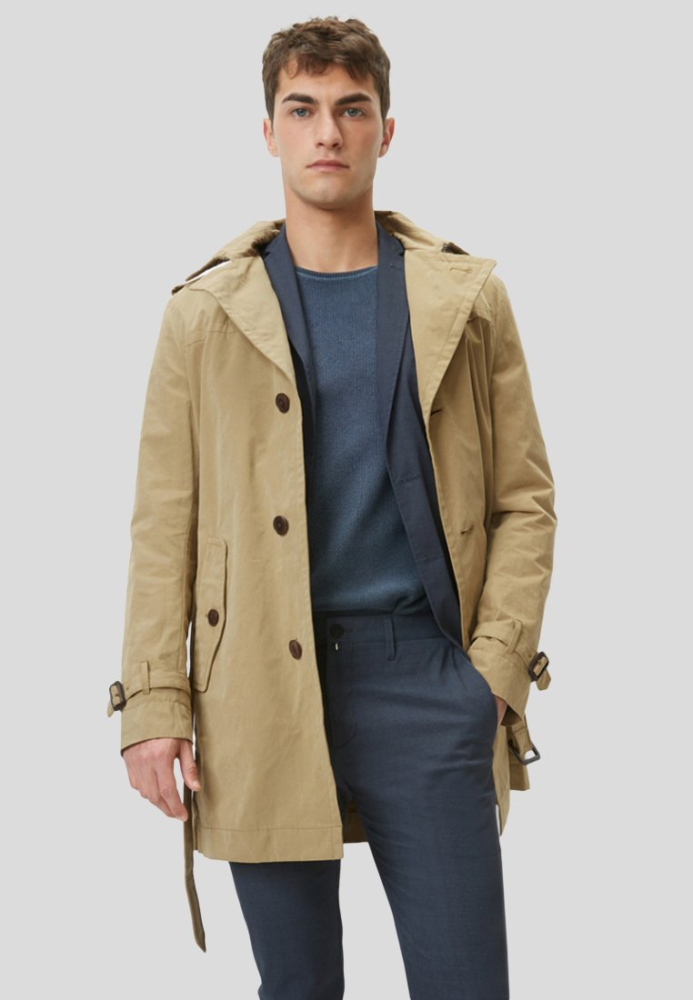 Marc O'Polo - Trenchcoat - brown
