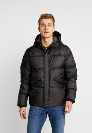 REGULAR FIT - Down jacket - dark grey