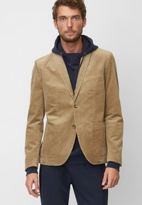 Marc O'Polo - SHAPED FIT - blazer - beige - 0