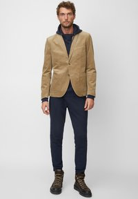 Marc O'Polo - SHAPED FIT - blazer - beige - 1