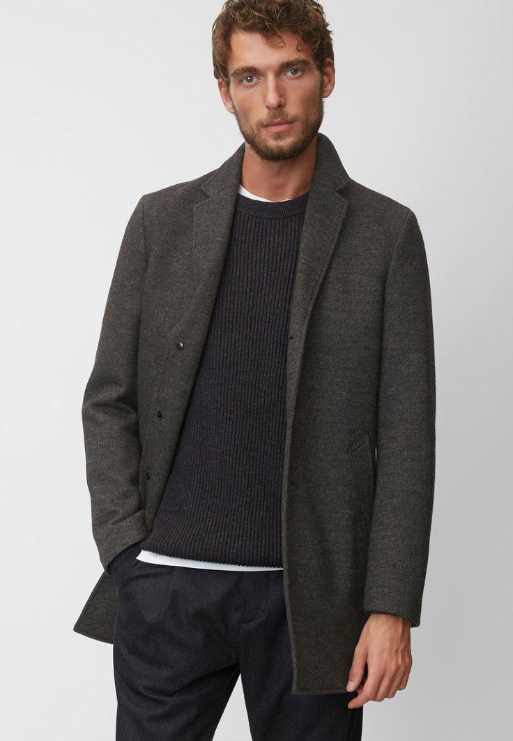 Marc O'Polo - Kurzmantel - grey
