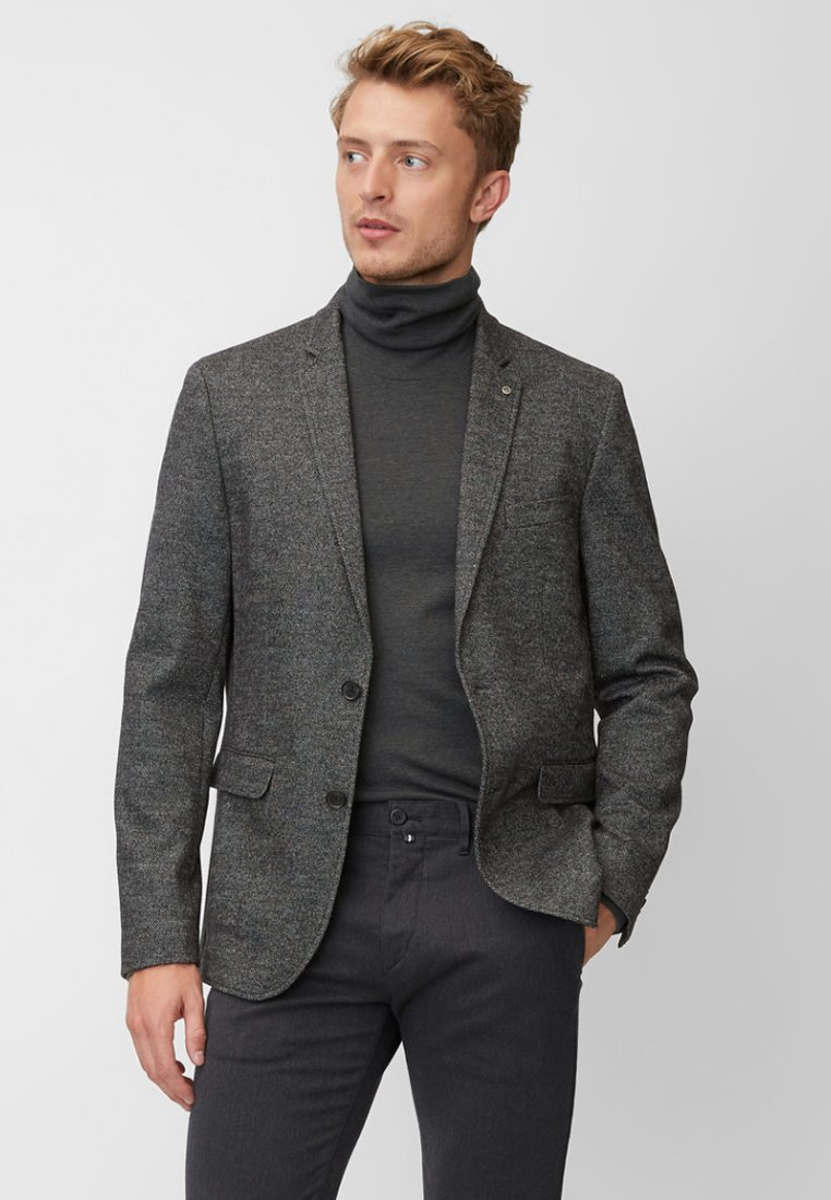 Marc O'Polo - VESTON - Blazer jacket - grey