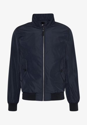 HARRINGTON - Bomber Jacket - total eclipse