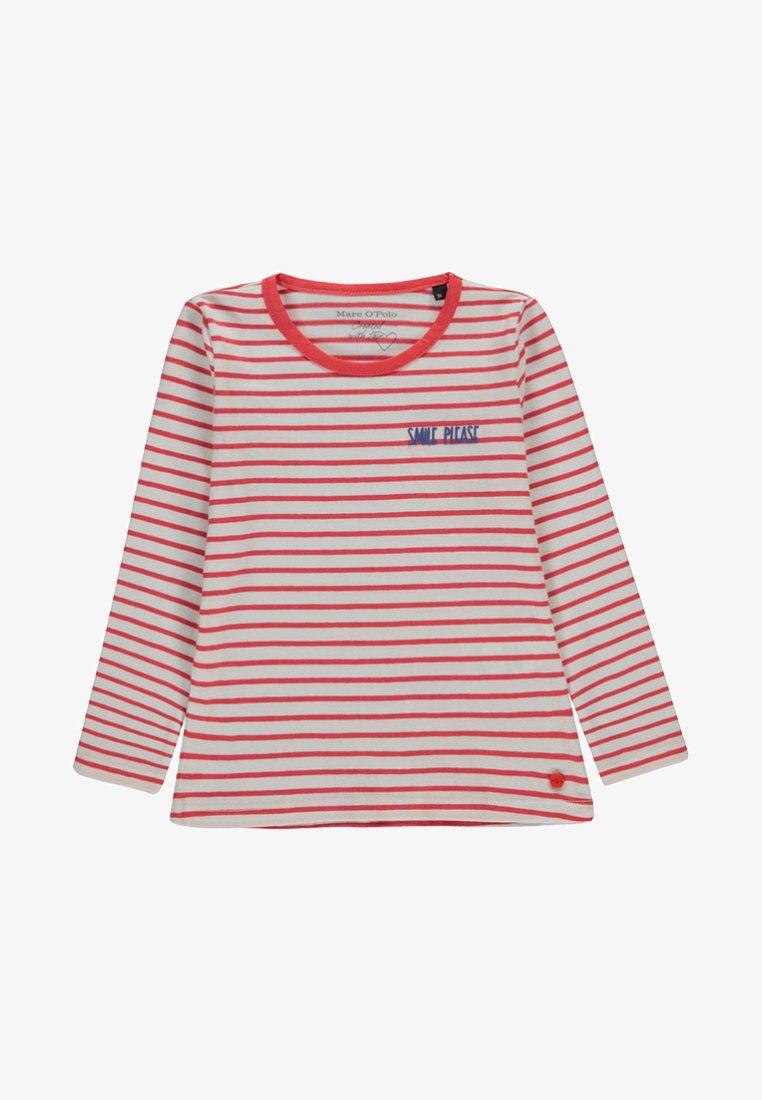 Marc O'Polo - Camiseta de manga larga - red