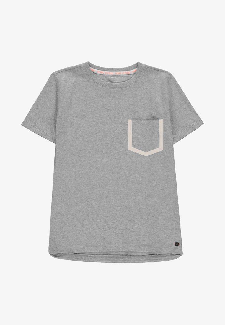 Marc O'Polo - Camiseta estampada - grey