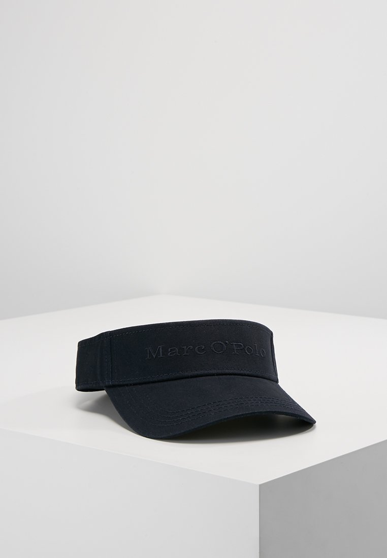 Marc O'Polo - SUN VISOR EMBROIDERE - Lippalakki - deep atlantic