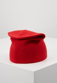 Marc O'Polo - HAT VARIOUS COLOURS - Czapka - cranberry red - 2