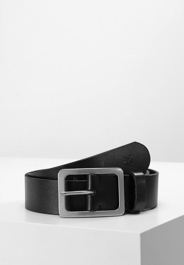 BELT LADIES - Belt business - black