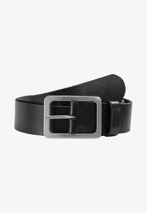 BELT LADIES - Cinturón - black