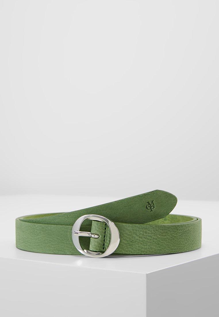 Marc O'Polo - BELT O BUCKLE - Belt - green clover