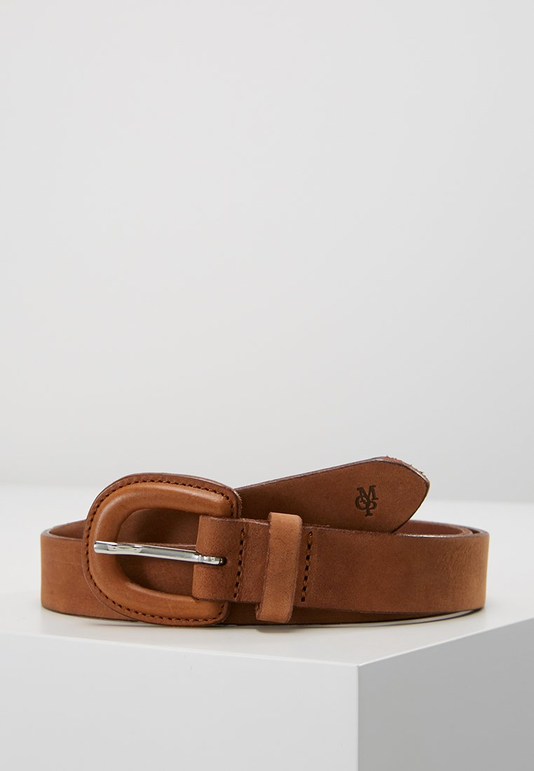 Marc O'Polo - BELT COVERED BUCKLE - Belt - warm clay