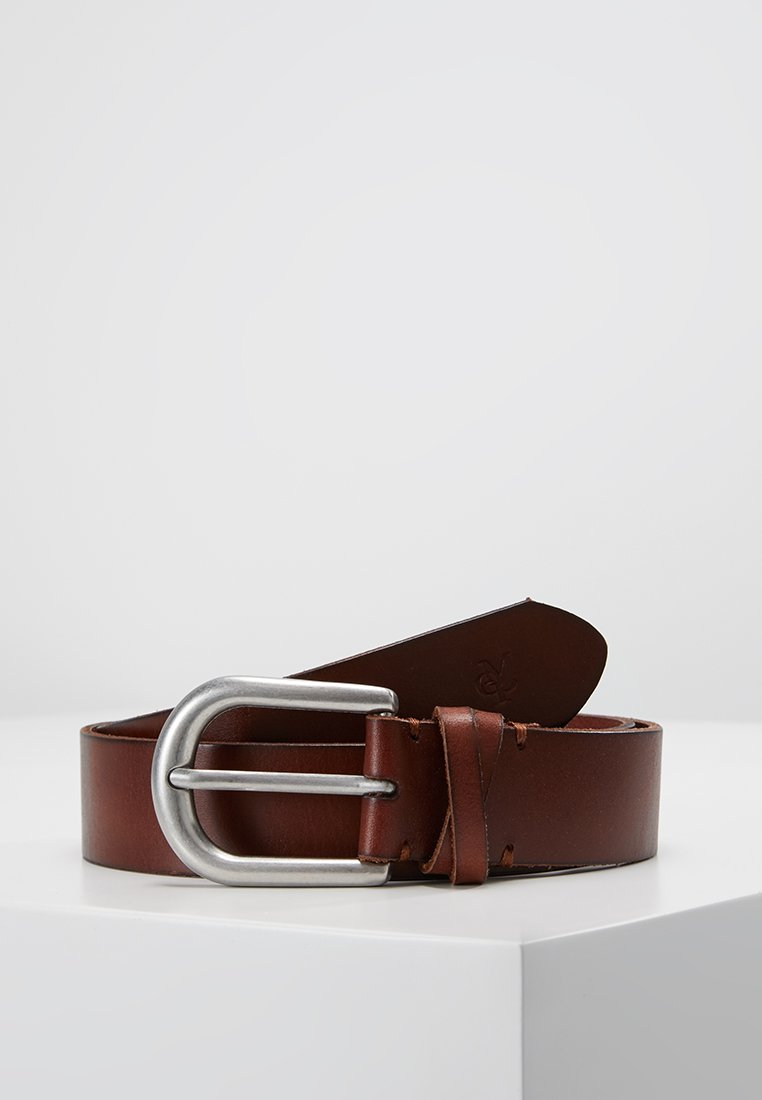 Marc O'Polo - BELT LADIES - Belt - cognac