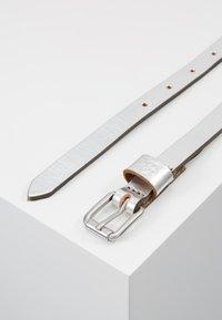 Marc O'Polo - BELT LADIES - Ceinture - silver metallic - 2