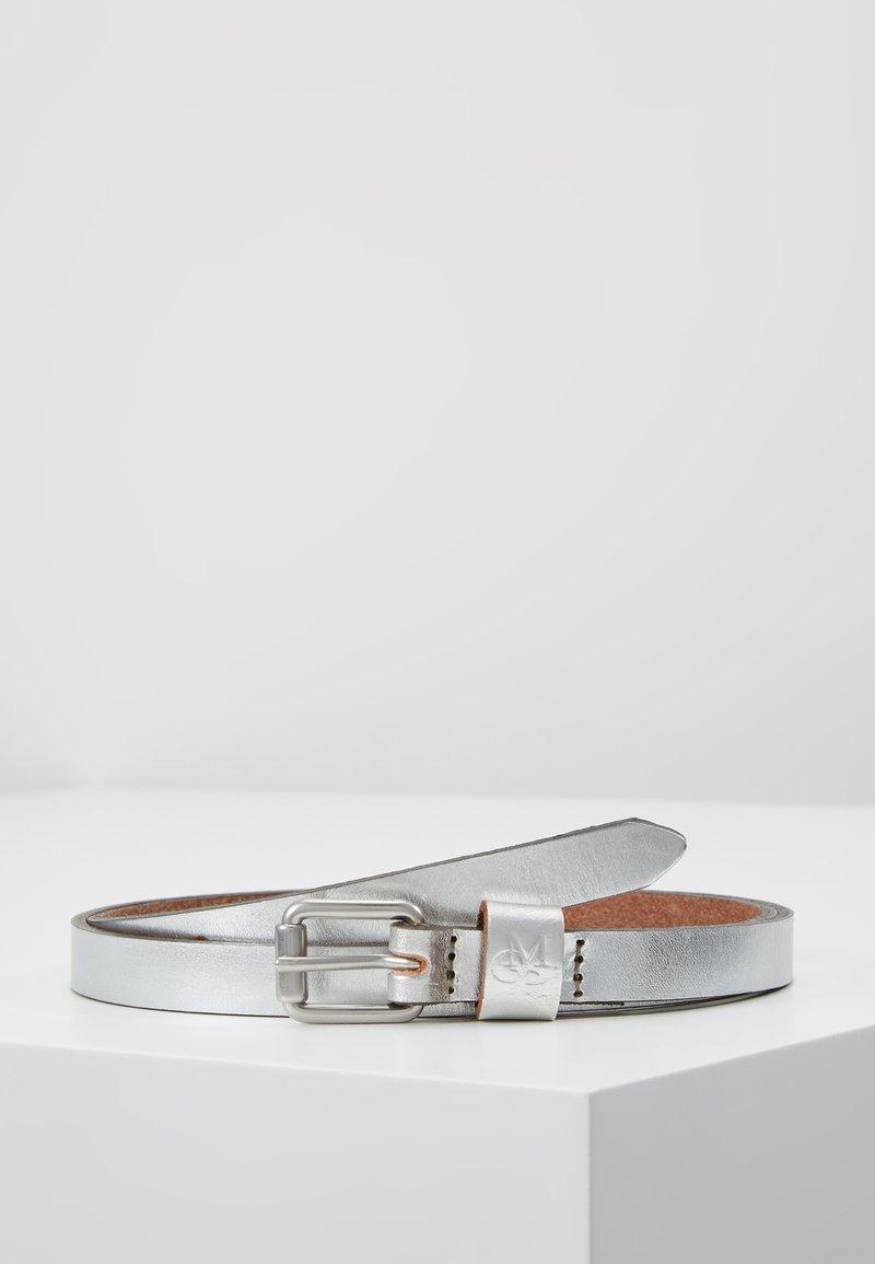 Marc O'Polo - BELT LADIES - Ceinture - silver metallic