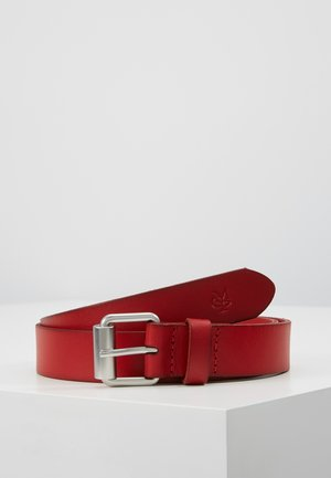 BELT LADIES - Pásek - lipstick red