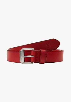 BELT LADIES - Belte - lipstick red