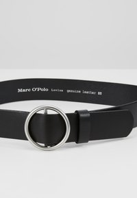Marc O'Polo - BELT LADIES - Riem - black - 5