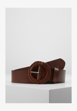BELT LADIES - Belte - cognac
