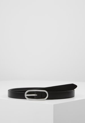 BELT LADIES - Cinturón - black