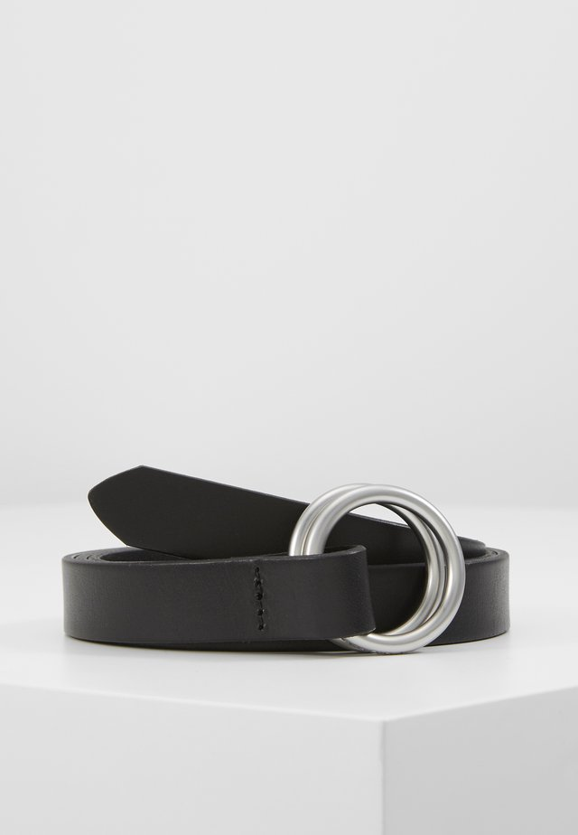 BELT LADIES - Pasek - black