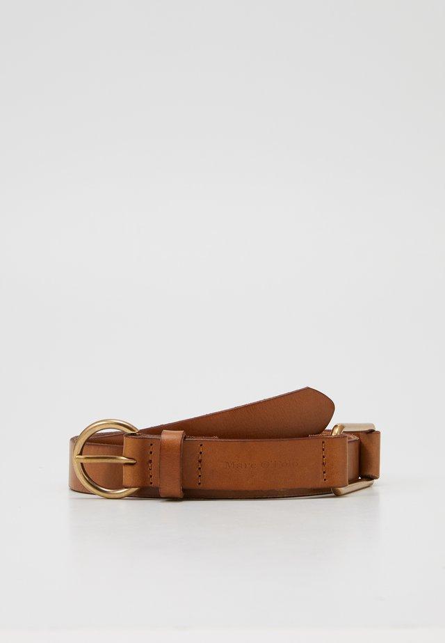 BELT LADIES - Belt - true camel