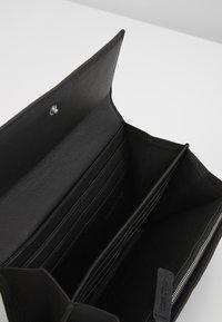 Marc O'Polo - WALLET LADIES - Peněženka - black - 5