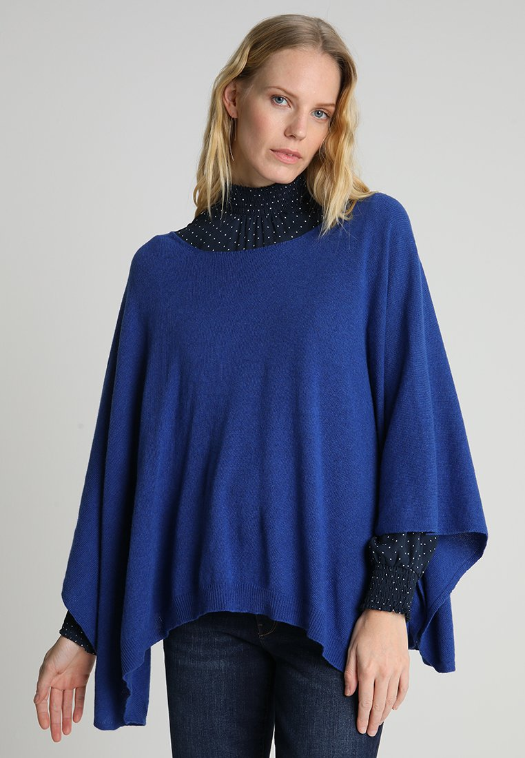 Marc O'Polo - SYMMETRICAL - Cape - calico blue
