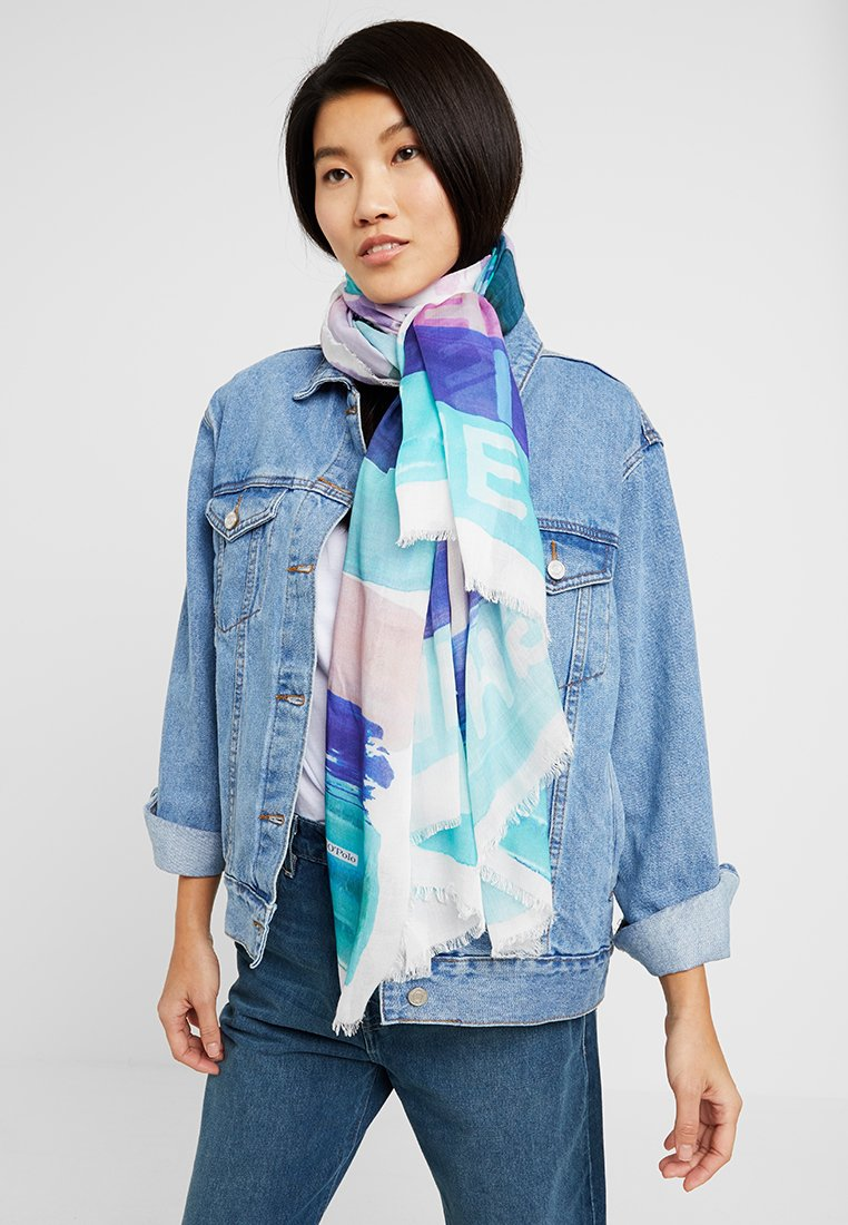 Marc O'Polo - PAREO SUPER SOFT - Scarf - combo