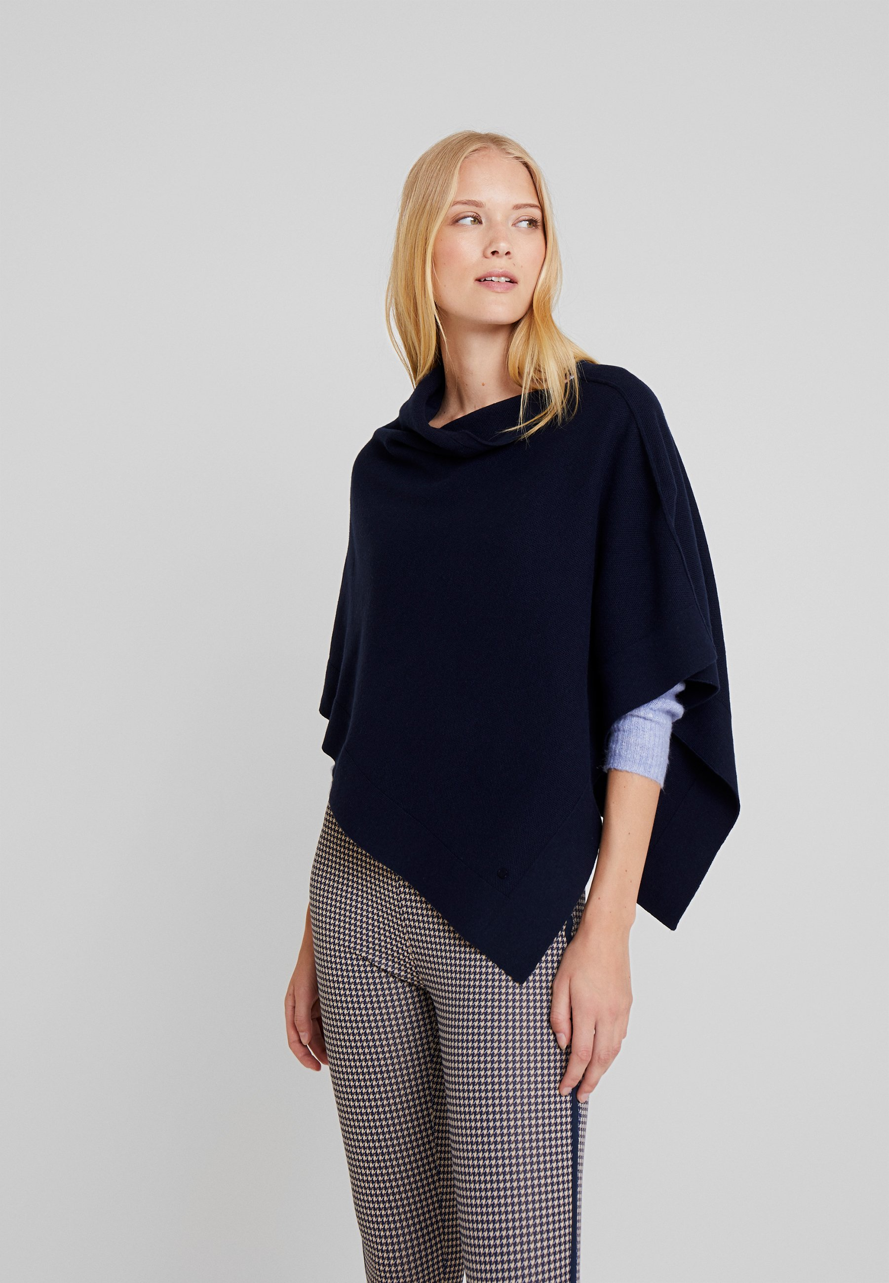 Marc VarioCape Blue Structured O'polo Midnight In q5ARjL34