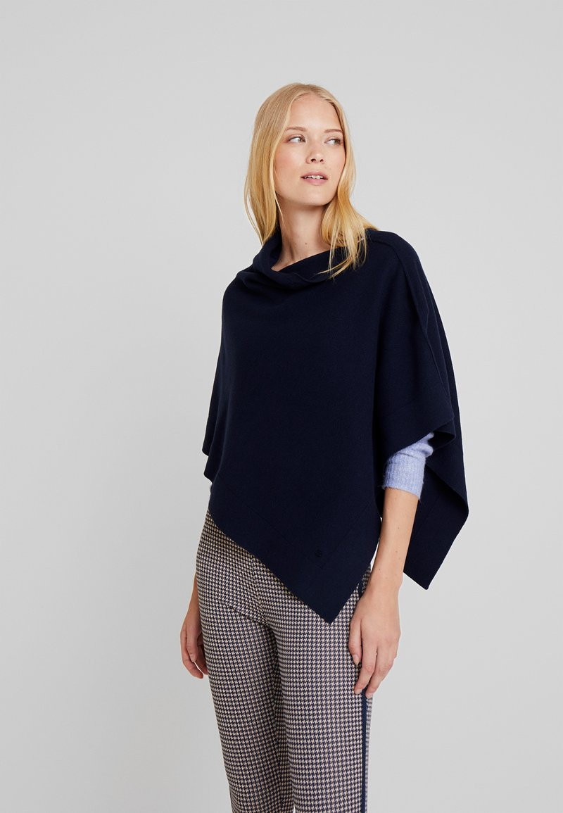 Marc O'Polo - STRUCTURED IN VARIO - Cape - midnight blue