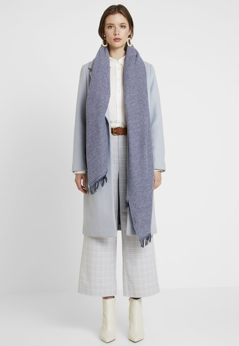 Marc O'Polo - SCARF FLUFFY STRUCTURE - Szal - combo