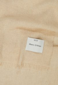 Marc O'Polo - SCARF LIGHT COZY - Sjaal - hazelnut melange - 2