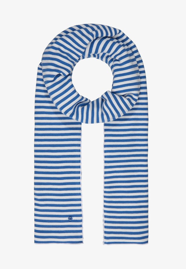 STRUCTURE STRIPED - Schal - multi/blue
