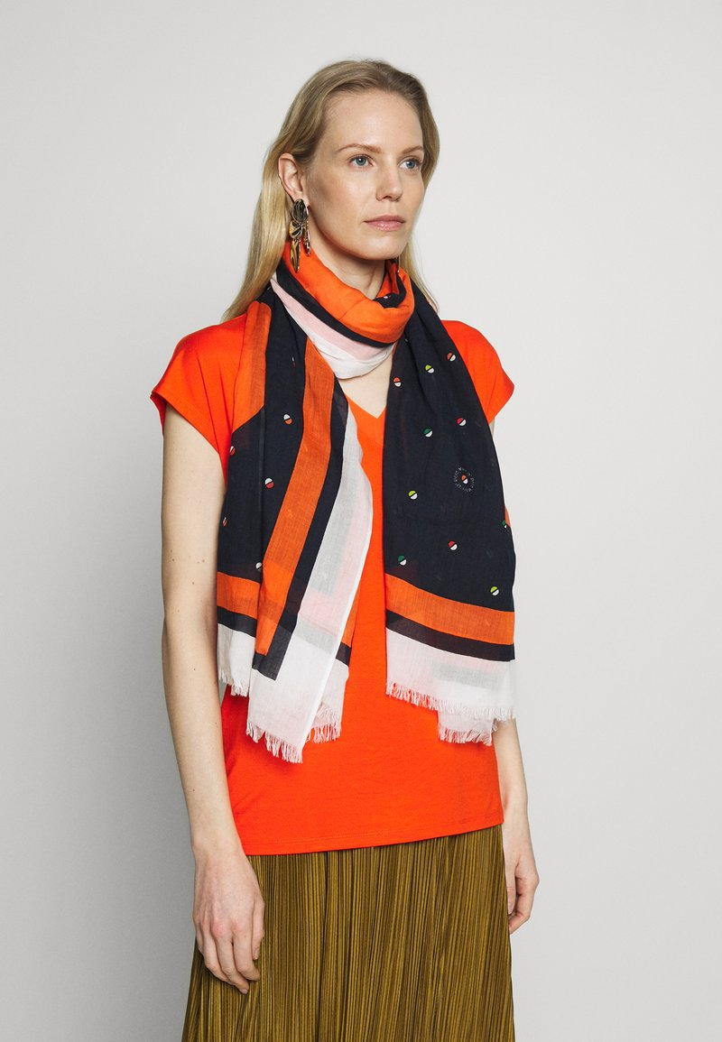 Marc O'Polo - SCARF MIX VARIOUS SCREEN  - Sjal - multi