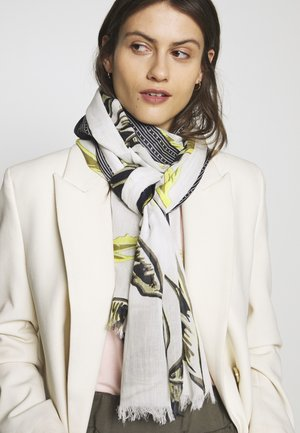 SCARF, WOVEN, SUPER SOFT COTTON MOD - Sjal - combo