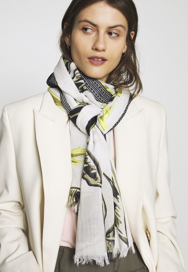 Marc O'Polo - SCARF, WOVEN, SUPER SOFT COTTON MOD - Scarf - combo
