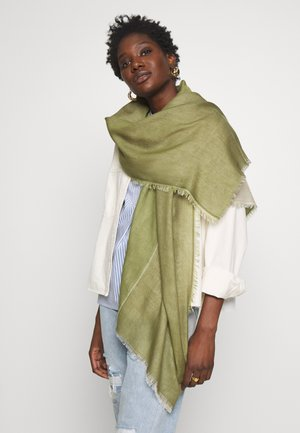 SCARF COLOUR PATCHED - Schal - combo