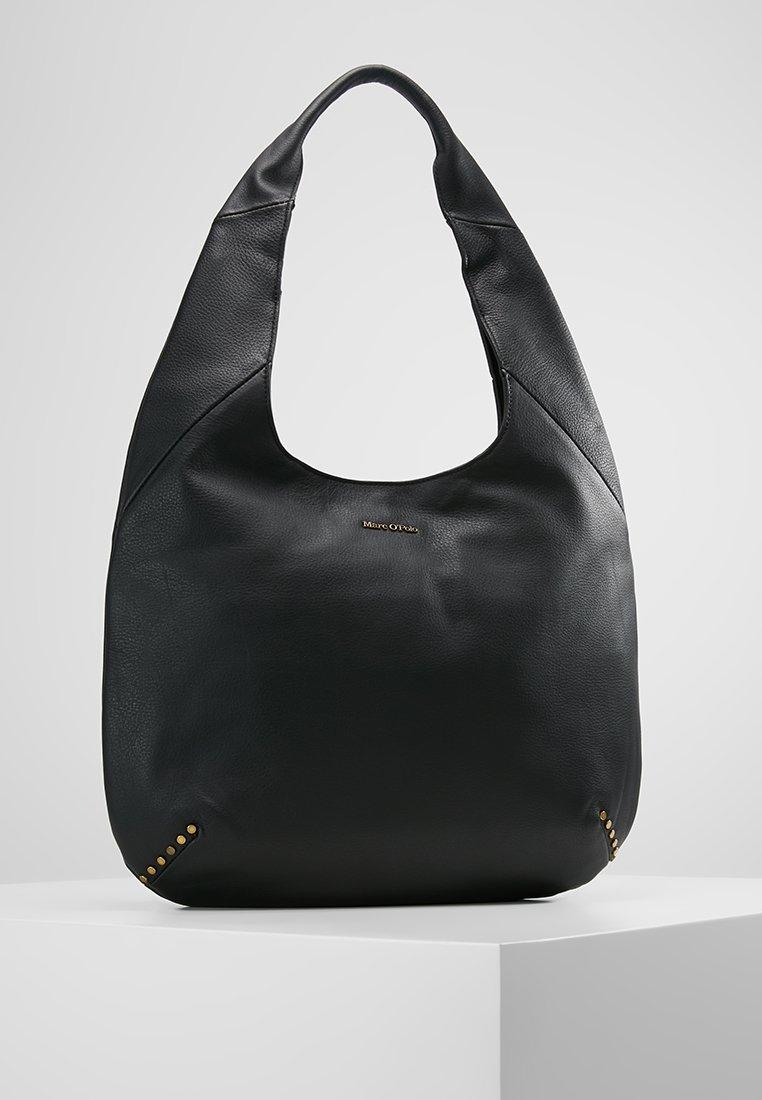 Marc O'Polo - HOBO - Bolso shopping - black