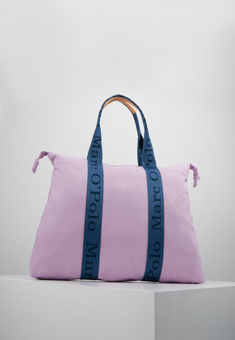 Marc O'Polo - SHOPPER - Shopping bags - light lavendar