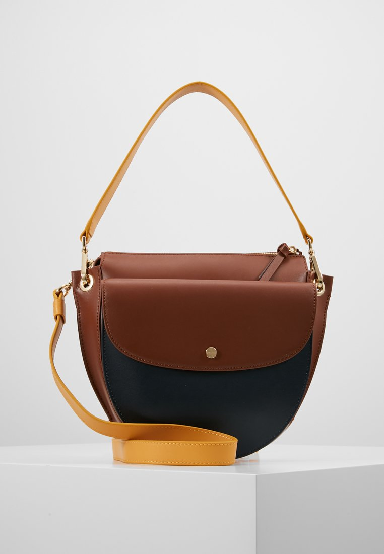 Marc O'Polo - Handtas - black/brown