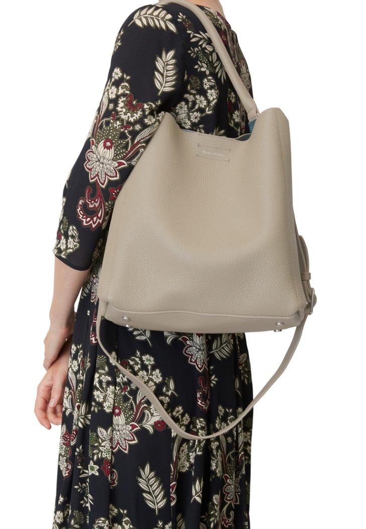Marc O'Polo - HOBO - Shopping Bag - gray