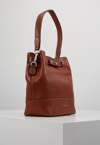 Marc O'Polo - BUCKET - Handtas - authentic cognac - 3