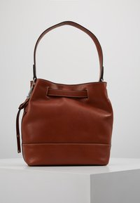 Marc O'Polo - BUCKET - Handtas - authentic cognac - 2