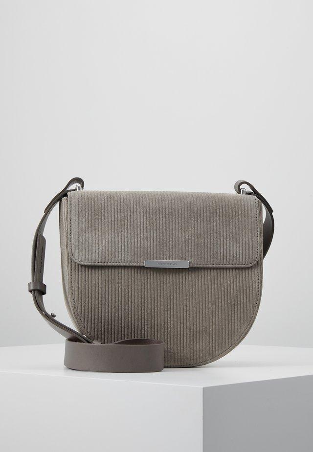 HOBO BAG - Bandolera - stone grey