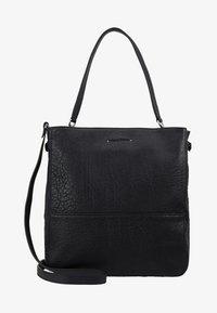 Marc O'Polo - HOBO BAG - Handbag - black - 5