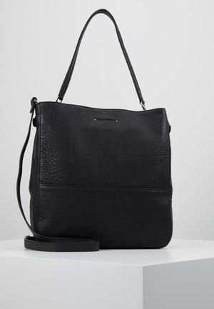 HOBO BAG - Handtasche - black