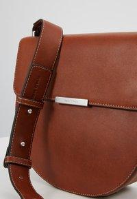 Marc O'Polo - HOBO BAG - Across body bag - authentic cognac - 6